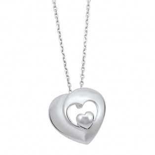 Cherished Heart Pendant