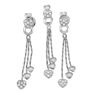 Love in the Details Sterling Silver Sets