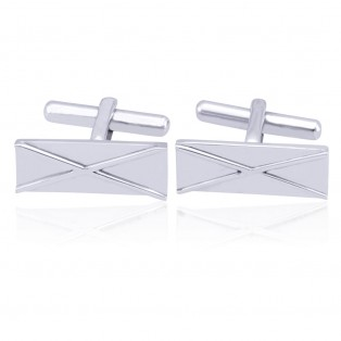 Scottish Sterling Silver Cufflinks